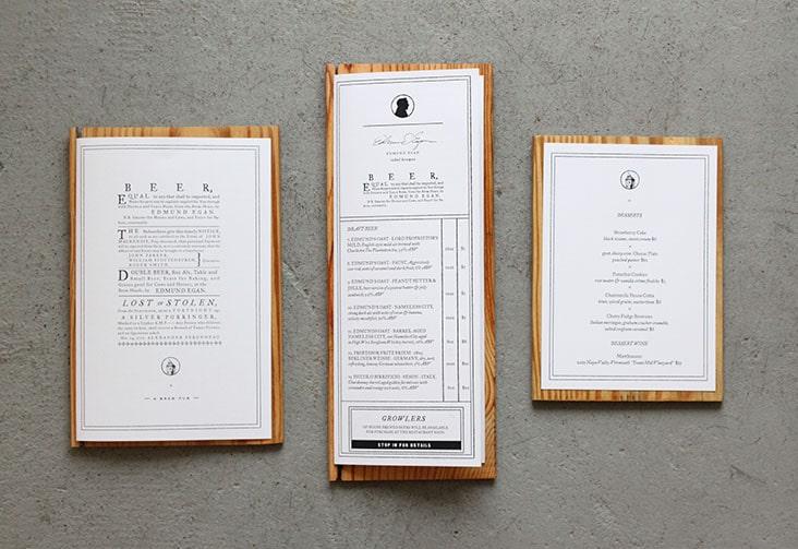menu design stitch design co