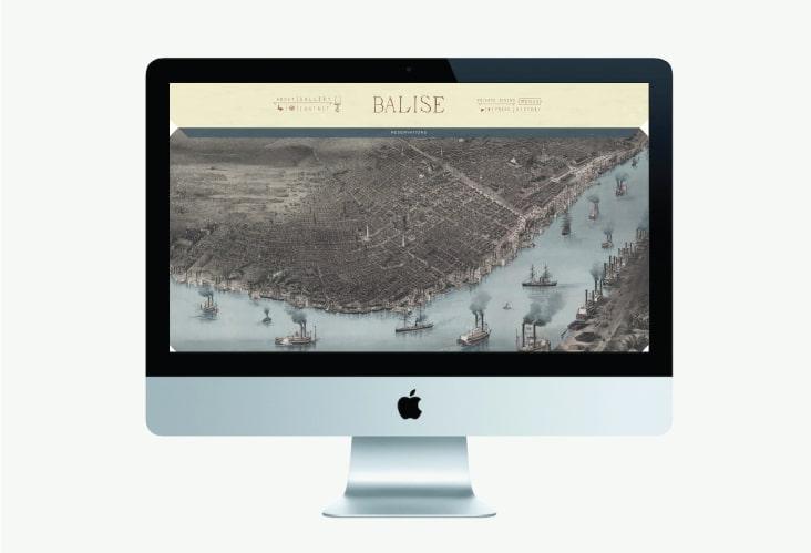BaliseWebsite